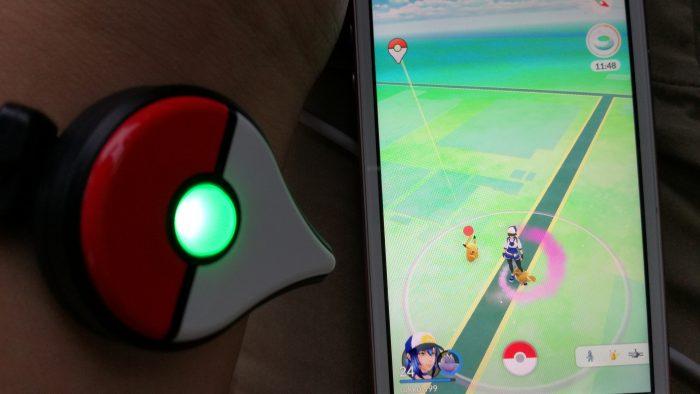 ポケモンGO公式ウェアラブルガジェット「ポケモンGOプラス」