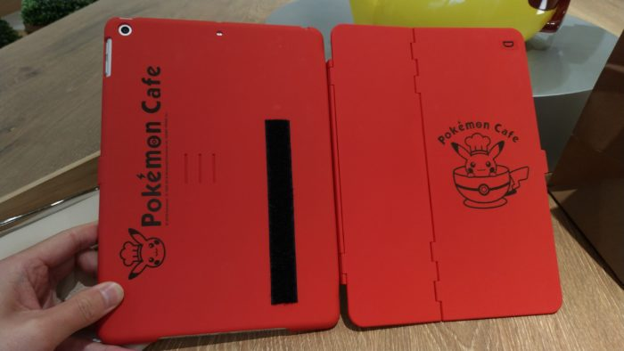 注文用iPadのケース