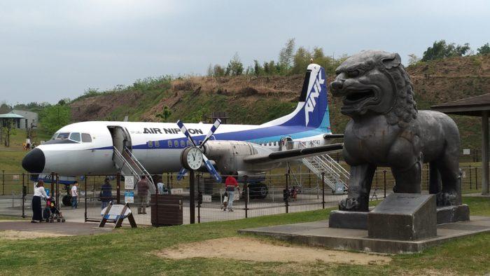 YS-11型航空機