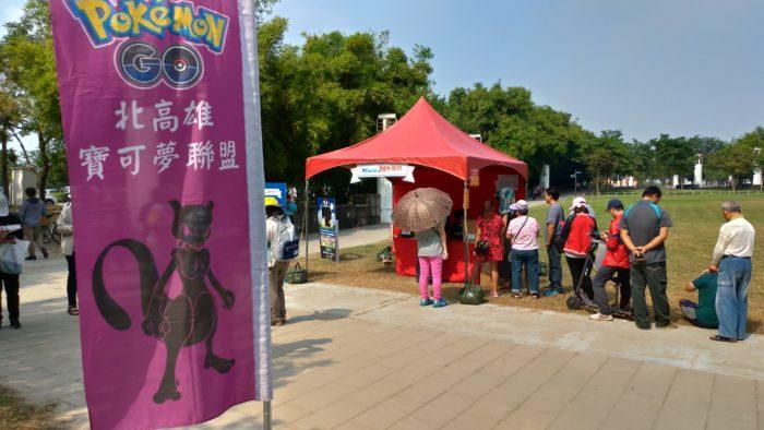 台南GO会場で目に付いた