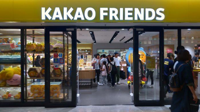 韓国ではKAKAOが人気