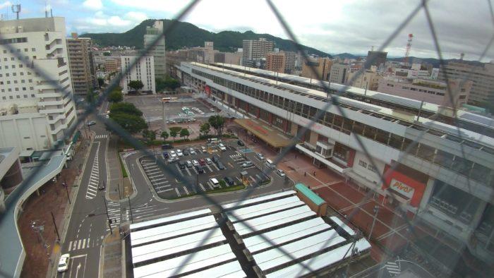 アパホテルア福島駅前最上階