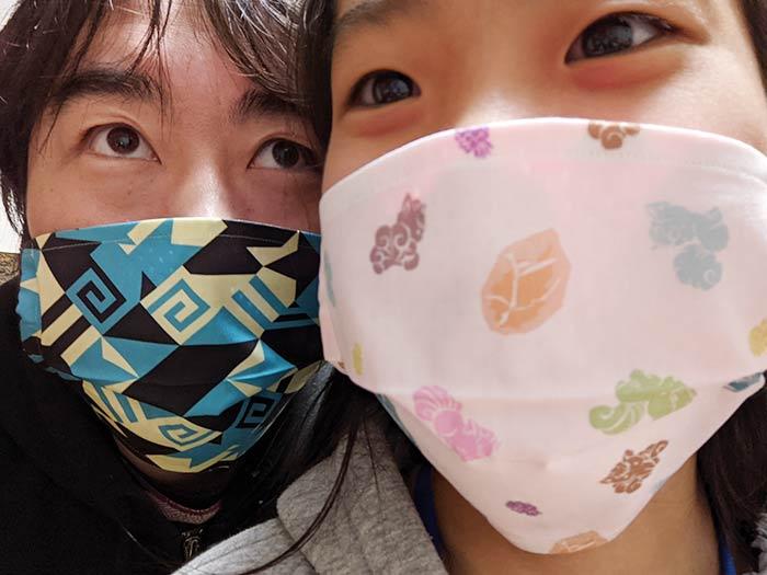 ポケモンのマスク Sサイズ