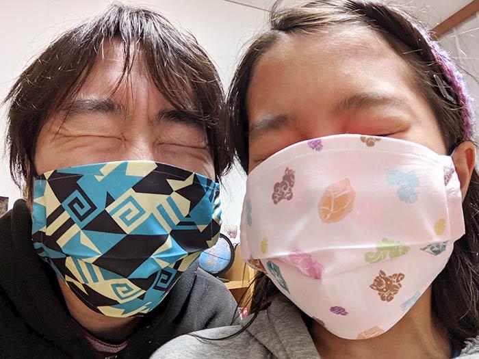 ポケモンのマスク 長く使っていきたい気持ち